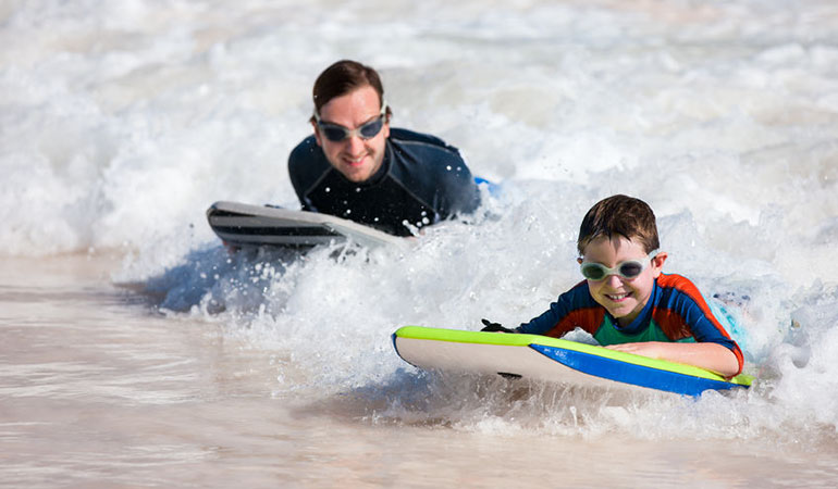 surfing for all abilities